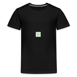 LOGO (Neu) - Teenager Premium T-Shirt