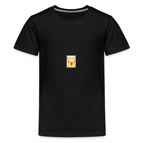 Halmuada picachu - Camiseta premium adolescente