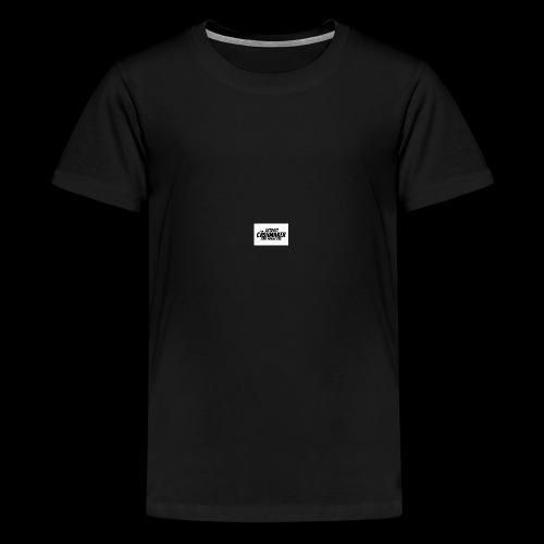 CäshMaker Logo - Teinien premium t-paita
