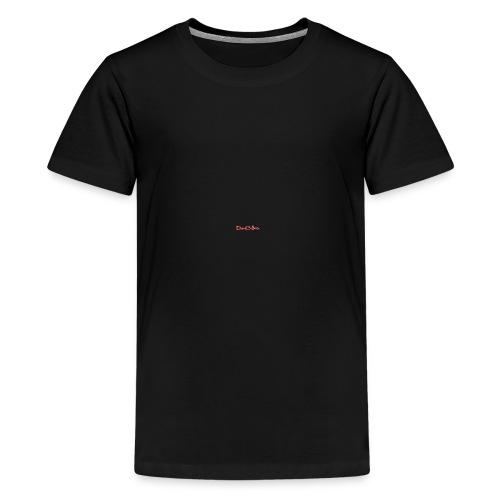 DaneColliver t-shirt (BLACK) - Teenage Premium T-Shirt