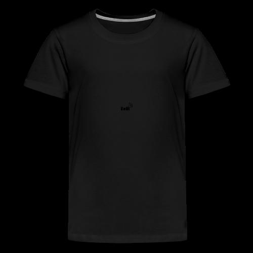 NeBiLOGO - Teinien premium t-paita