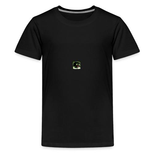 Hacker - Teenager Premium T-Shirt