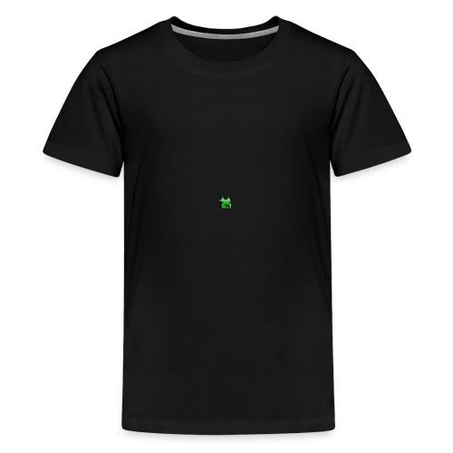 sit for master guy - Teenage Premium T-Shirt