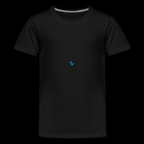 small shirts - kids - Premium-T-shirt tonåring
