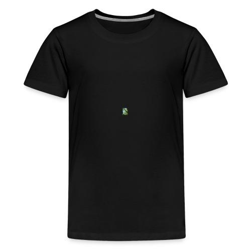 C4 - Premium-T-shirt tonåring