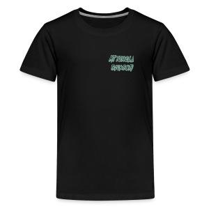 The Fancy writing brand - Teenage Premium T-Shirt