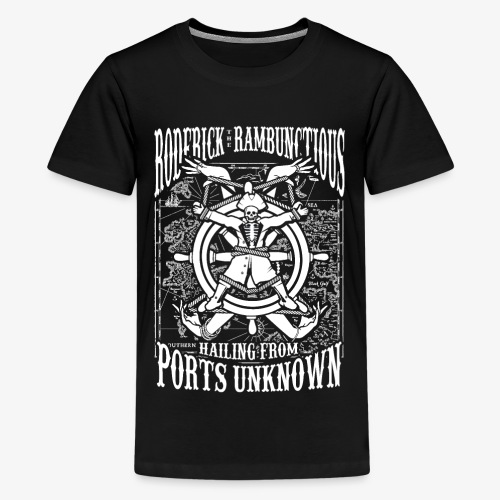 From Ports Unkown - Teenage Premium T-Shirt