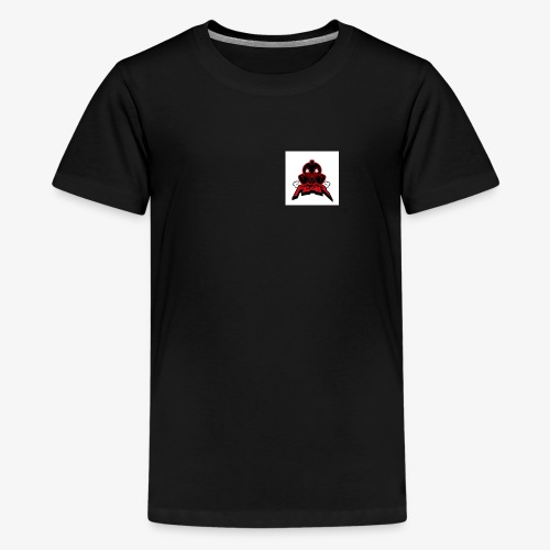 YOUTUBE ICON 3 - Teenage Premium T-Shirt