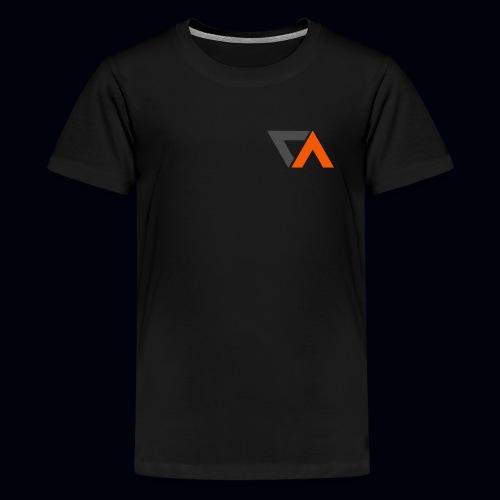 CA TEAM LOGO - Teenage Premium T-Shirt