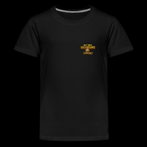 PUBG Community - Teenage Premium T-Shirt