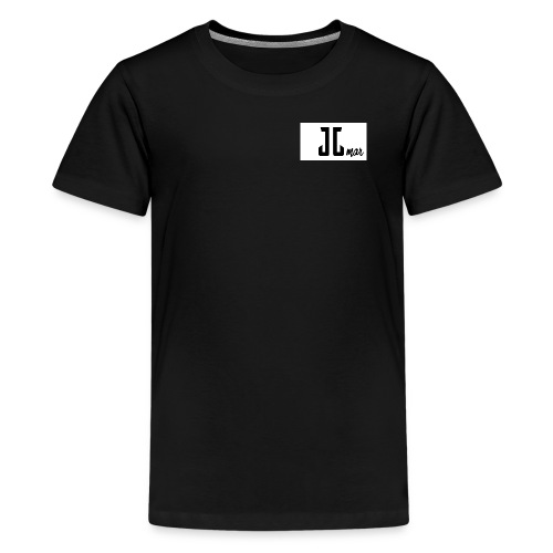 JJMAR (OFFICIAL DESIGNER) - Teenage Premium T-Shirt