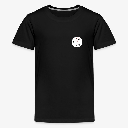 GSA Black - Teenager Premium T-Shirt