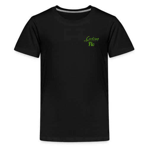 CookingFlo Style - Teenager Premium T-Shirt