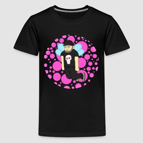 TK die Zauberfee - Teenager Premium T-Shirt