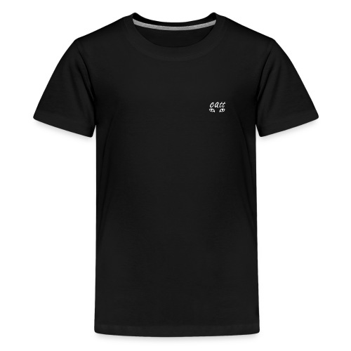 Catt eyes - Teenager Premium T-shirt