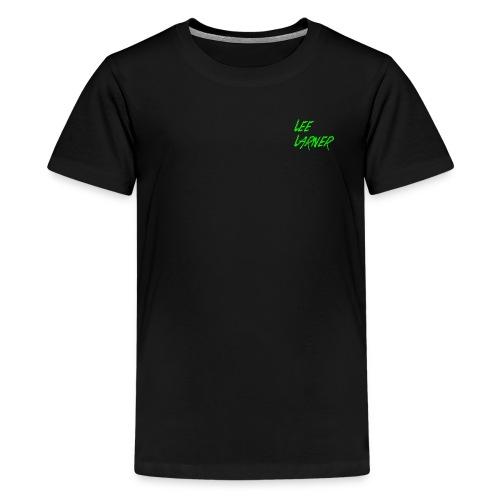 Lee Larner Merchandise - Teenage Premium T-Shirt