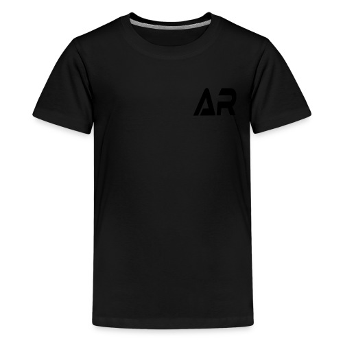 Alex Ralston Murch logo - Teenage Premium T-Shirt