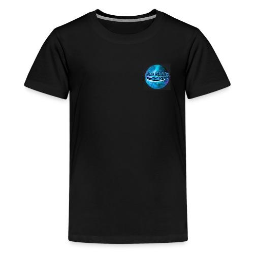 J.c skillz brand - Teenage Premium T-Shirt