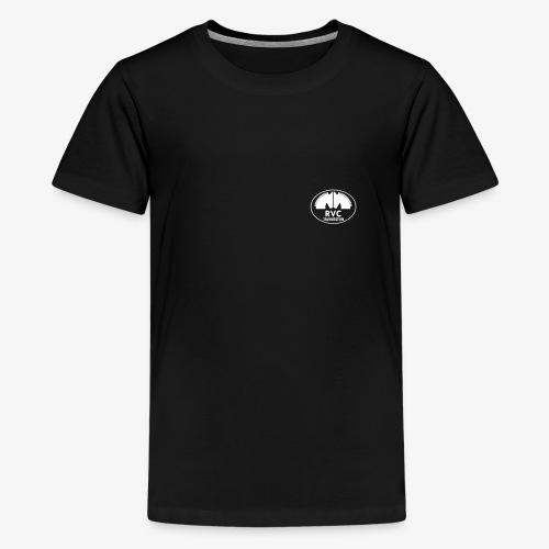 RVC offizielles Siegerehrungslogo - Teenager Premium T-Shirt