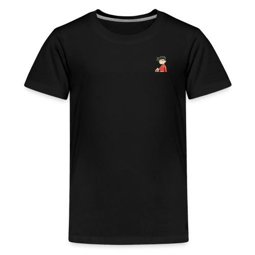 Jakey J.co.uk - Teenage Premium T-Shirt