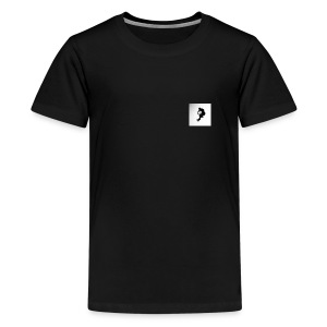 Skater/Scooter Boy - UP - Clothing - Teenage Premium T-Shirt