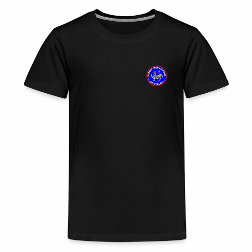 Karaté Littoral Ghyvelde - T-shirt Premium Ado