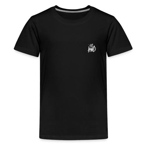 Kings Will Dream Top Black - Teenage Premium T-Shirt