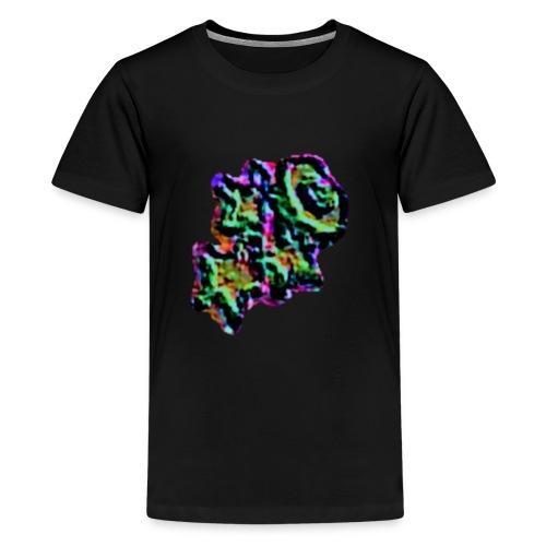 stern, stern, stern und mond - Teenager Premium T-Shirt