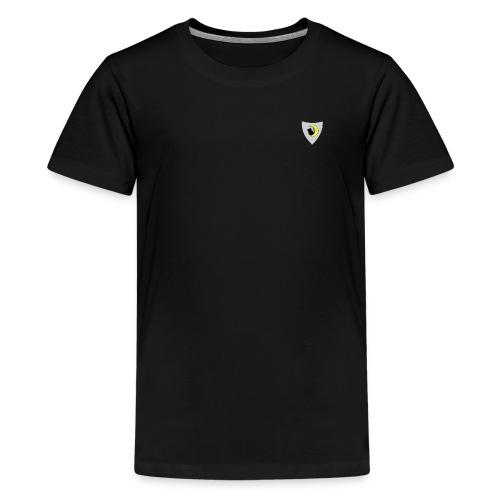 stormaiden's academy badge - Teenage Premium T-Shirt