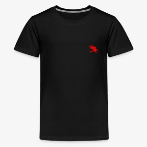 DIN.STYLE - Teenager premium T-shirt