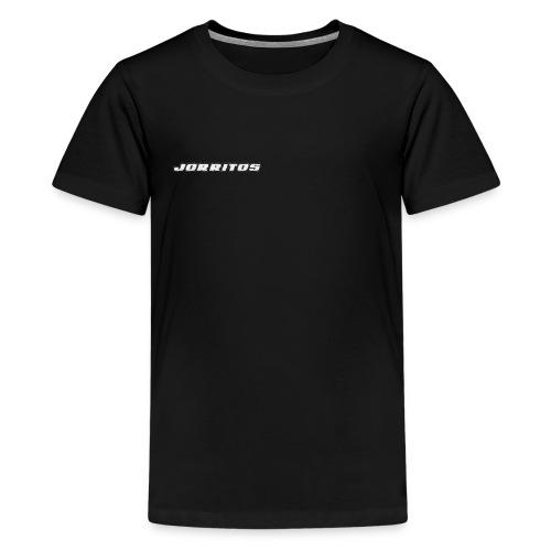 Logo Jorritos - Teenager Premium T-shirt