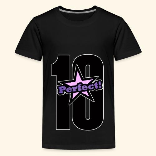 perfect 10 - Teenage Premium T-Shirt