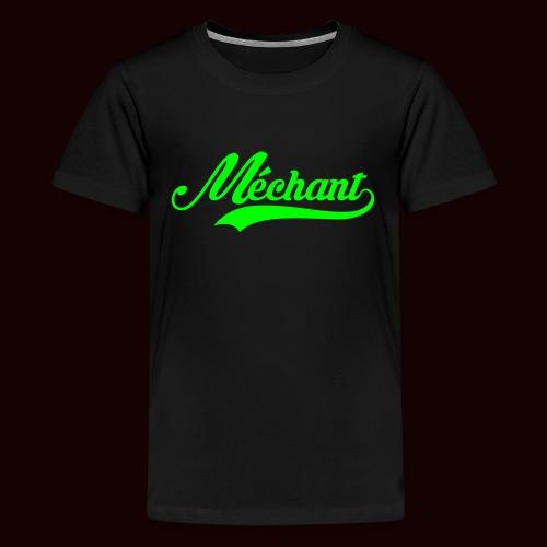 vêtements de musculation - T-shirt Premium Ado