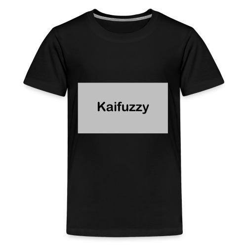 kids kaifuzzy shirts - Teenage Premium T-Shirt