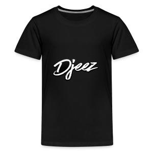 Djeez merchandise - Teenager Premium T-shirt