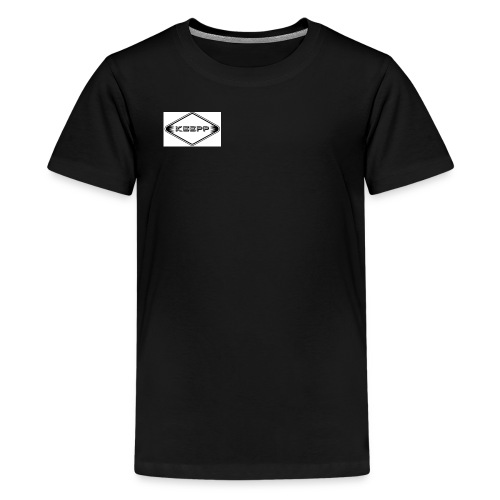 Keepp - T-shirt Premium Ado