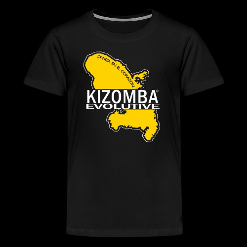 kizomba dos - T-shirt Premium Ado