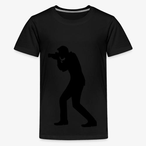 Fotograf - Teenager Premium T-Shirt