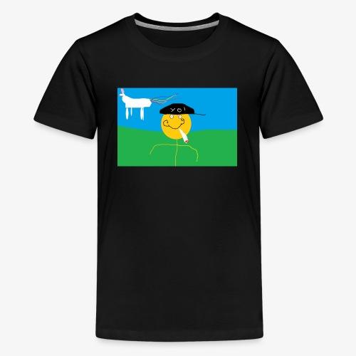 Dirty Iceman Vol.2 - Teenager Premium T-Shirt