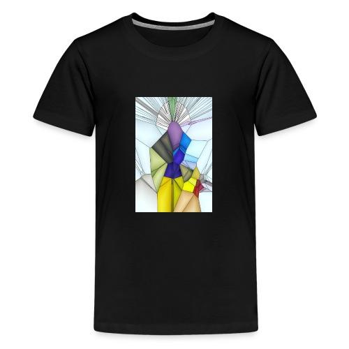 Optimistik Art - T-shirt Premium Ado