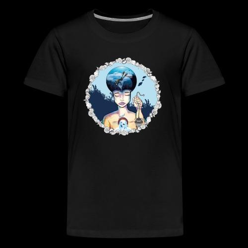 Bubblehead - Teenager Premium T-Shirt