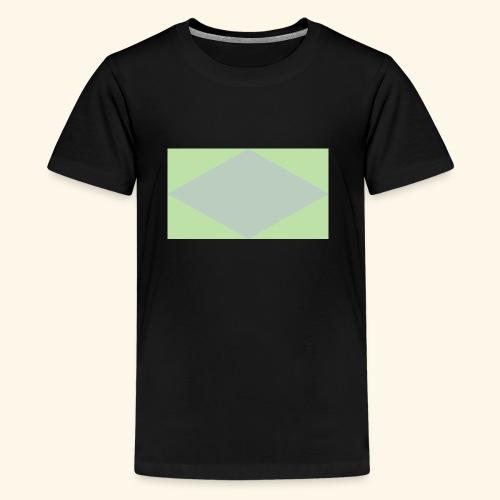 H - Maglietta Premium per ragazzi