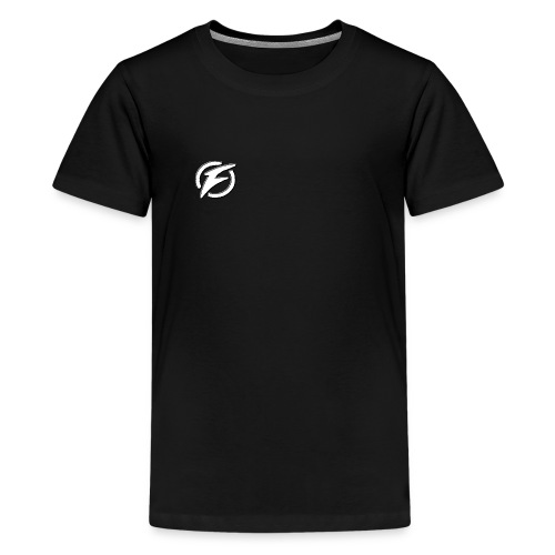 FATAL LOGO - Teenage Premium T-Shirt