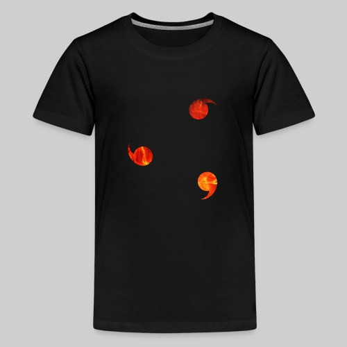 Genjustu brûlant - T-shirt Premium Ado