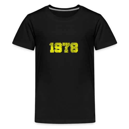 1978 - Teenager Premium T-Shirt