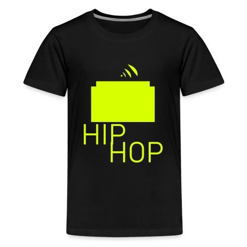 Hip Hop - Teenager Premium T-Shirt