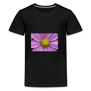 Cosmea - Anja´s Design - Teenager Premium T-Shirt
