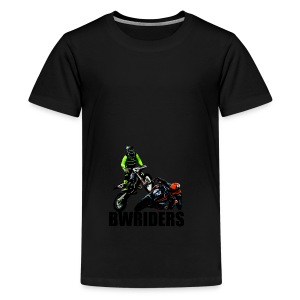 BWRIDERS Katy&Husky - Teenager Premium T-Shirt