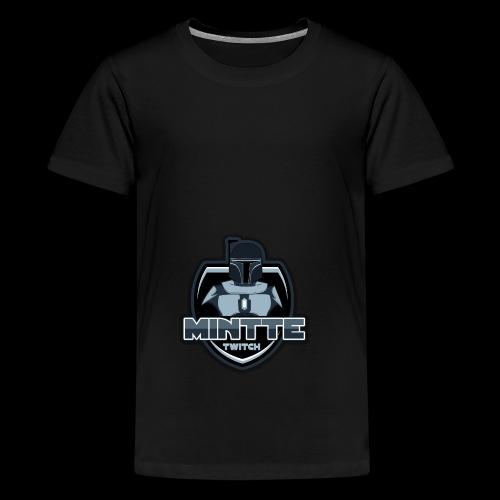 Mintte - Teenager Premium T-Shirt