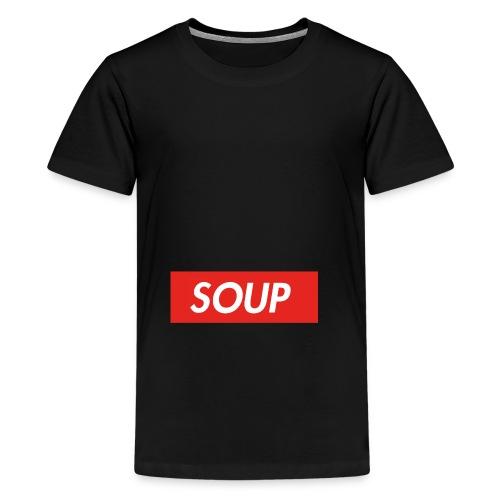 SoupReme - Teenage Premium T-Shirt